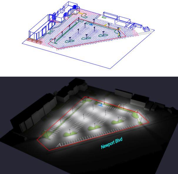 Photometric Planning